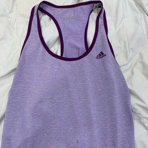 Adidas racer back shirt